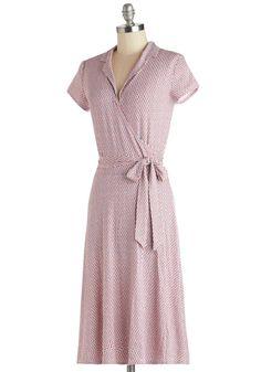 Semaphore Your Consideration Dress | Mod Retro Vintage Dresses | ModCloth.com