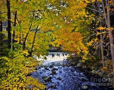 Lidias Falls Photograph  - Lidias Falls Fine Art Print  Lidia's Photography