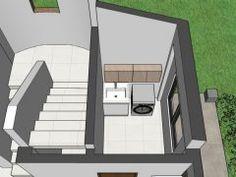 Diseño casa campestre las margaritas Dream House Plans, Stairs, House Design, Home Decor, Pdf, Colorful Houses, Templates, Two Story Houses, Home Plans