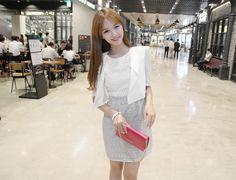 Korea Womens Luxury Shopping Mall [mimindidi] Chiffon cake Cardigan / Size : FREE / Price : 35.16 USD #koreafashionshop #koreafashion #pinterfashion #pinterclothes #pintershop #koreashop #dailyfashion #OOTD #apparel #outer