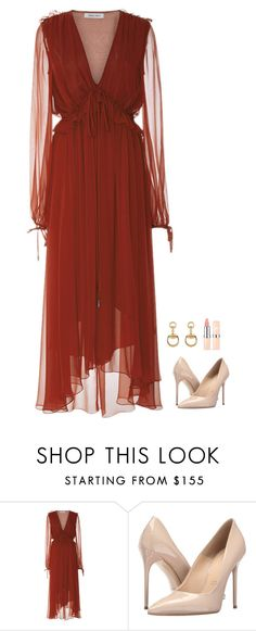 """Untitled #747"" by h1234l on Polyvore featuring Prabal Gurung, Massimo Matteo and Gucci"