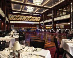 I want to dine & dance!!  ~~Norwegian Getaway Dining   Tropicana Room Restaurant   Norwegian Cruise Line