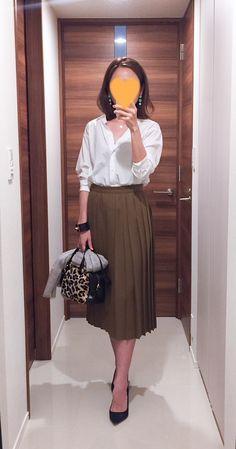- Tweed Jacket:  Uniqlo - Skirt: MACPHEE - Bag: @ Tomorrowland - Heels: PELLICO