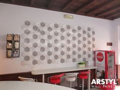 Further information about our ARSTYL® Wall Panels on wallpanels.arstyl.com