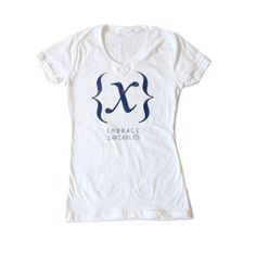 Variables V-Neck Women's now featured on Fab.