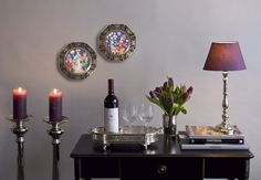 Hutschenreuther Christmas plates - Ole Winther design - Beautifull wall decoration