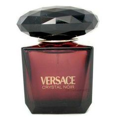 Versace สเปรย์น้ำหอม Crystal Noir EDP 90ml/3oz