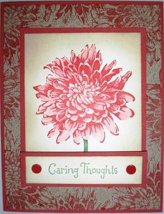 Blooming With Kindness by Nan Cee's - Cards and Paper Crafts at Splitcoaststampers