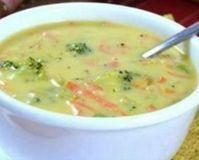 Cream Of Broccoli Soup Recipe Panera.Panera's Broccoli Cheese Soup The Girl Who Ate Everything. Copycat Panera Broccoli Cheese Soup Recipe Fun Happy Home.