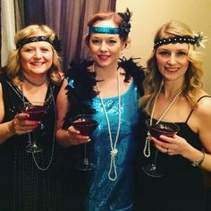 Cheers to 2016! #tbt #roaring20s #greatgatsby #nye2015 #happynewyear