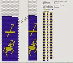 Magia Koralików: Darmowe wzory/FREE patterns