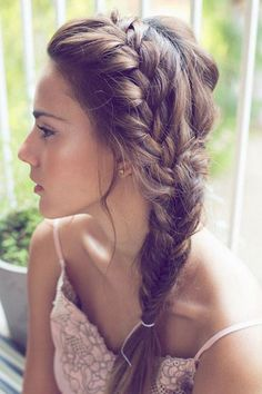 Wedding Magazine - The seven braids you need to know about