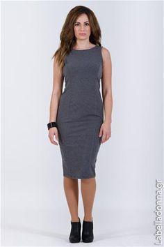 01079d9663fb La Bella Donna - Φόρεμα Midi. labelladonna · Γυναικεία ρούχα Καλοκαίρι 2015