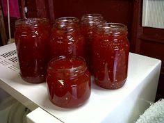Tamatie konfyt (tomato jam)