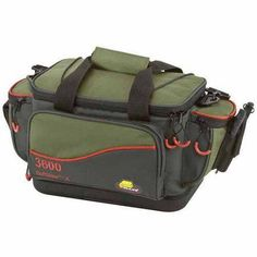 Plano 4464-00 SoftSider X Tackle Bag, Green #FishingTackle