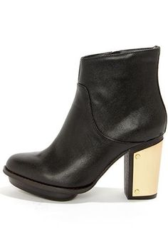 Booties for the fall