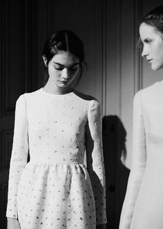 valentino spring 2013 couture backstage by lea colombo