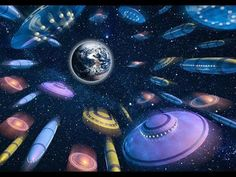Scott Lemriel - Real Hope For Planet Earth Aries, Cosmos, Space Ghost, Acid Trip, Aliens And Ufos, Space Invaders, Lost In Space, Earth From Space, Ancient Civilizations