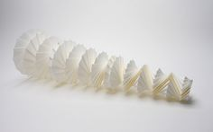 Jun Mitani Is A Paper Magician: Constructing Unbelievable Origami Forms | The Creators Project