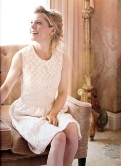Emilia Fox in Saloni