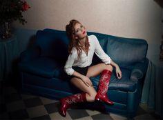 #MichelaRigucci  Campaign 2013/2014 http://www.michelarigucciluxury.com