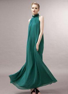 d257c04928f Halter Chiffon Bohemia Maxi Long Dress Maternity Dresses Summer