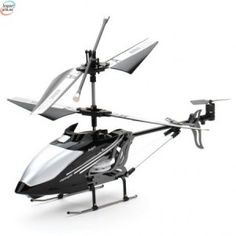 Iphone/Ipod Touch/Ipad Controlled Rechargeable R/C I-Helicopter w/ Gyroscope - Black + Silver Buy Iphone, Rc Helicopter, Iphone Accessories, Cool Gadgets, Ipod Touch, Black Silver, Remote, Ipad, Android