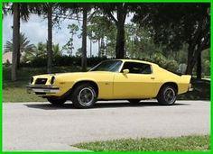 1974 Chevrolet Camaro Z28 Z/28 Z-28 - item condition used 1974 chevrolet camaro…