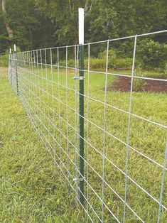 """It's a simple way to connect livestock panels to T-posts and wood posts. They work much faster than wire or cable ties and result in a stronger fence,"" says Phillip Morrow, One Man Fencing, LLC, abou."