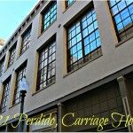 821 Perdido Street, Carriage House Condos in New Orleans Warehouse District