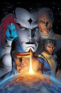 """X-Men """"villain"""" Mr. Sinister from Marvel comic"""