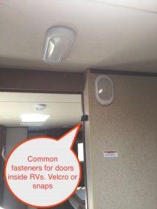 Jayco travel trailer common interior door latch