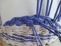 Мастер-класс Плетение Мои новые загибки Трубочки бумажные фото 2: