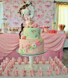 Hello Kitty Birthday Party Ideas   Photo 4 of 15   Catch My Party