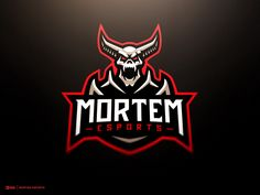Mortem Esports Devil Warrior Mascot Logo designed by Derrick Stratton. Connect with them on Dribbble; the global community for designers and creative professionals. Unique Logo, Cool Logo, Sports Team Logos, Sports Brands, Tweety, Game Logo Design, Esports Logo, E Sport, Professional Logo Design