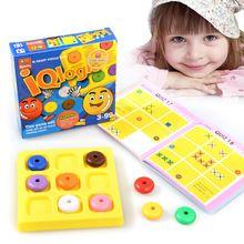 Classic Creative IQ Puzzle Mind Brain Teaser Kids Logic ...