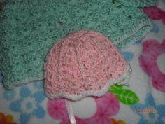 Preemie Hat Project: Pink Preemie Hat