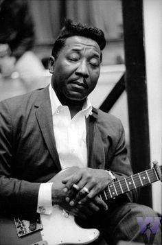 """McKinley Morganfield (April 4, 1915 – April 30, 1983), known as Muddy Waters, was an American blues musician, generally considered the """"father of modern Chicago blues"""". He was a major inspiration for the British blues explosion in the 1960s,[1] and was ranked No. 17 in Rolling Stone magazine's list of the 100 Greatest Artists of All Time."""
