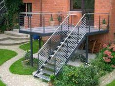 Bildergebnis für metallbau terrasse