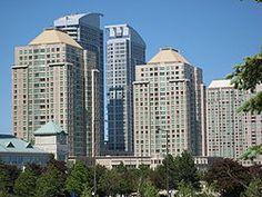 Scarborough City Centre Ontario