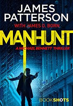 book cover of Manhunt