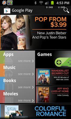 Google Device Play Store Gets A Subtle Design Tweak Ahead Of I/O