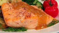 Baked Lemon Pepper Salmon - dairy-free & gluten-free!