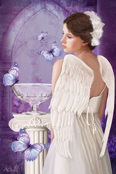 Angel by AliaChek.deviantart.com on @DeviantArt