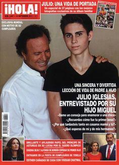 ¡HOLA! Nº 3607 18/09/13 #revistas #revistahola #hola