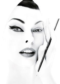 Linda by Steven Meisel.