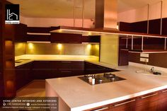 HOME CENTER Interiors creating stunning and elegant interiors .We reach our clients' expectations and needs by bringing great design home. Contact Us: 9495543200 Top Interior Designers, Interior Design Companies, Best Interior Design, Interior Design Kitchen, Interior Design Inspiration, German Kitchen, Big Kitchen, Kerala House Design, Interior Concept