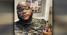 """Darius """"Cali Barber"""" Walker, a highly sought-after Nashville, Tennessee-based licensed barber has created the newest Black-owned brand of oil for locs and beards."""