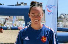Rugby. Jade Le Pesq sélectionnée pour les JO - Jactiv Ouest-France - 23/07/2016 Rugby, Women, Gamer Girls, Athlete, Football, Woman