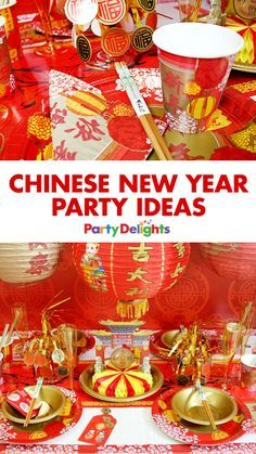 Top 25 chinese new year recipes recipes asian and foods chinese new year party ideas forumfinder Gallery